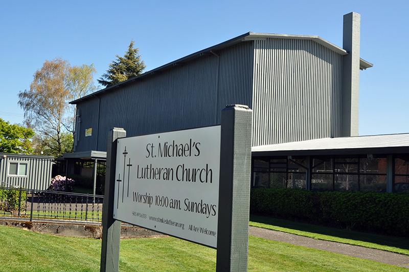 midcentury modern church